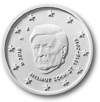 Deutsches Münzen Magazin 100 Geburtstag Helmut Schmidt Weitere