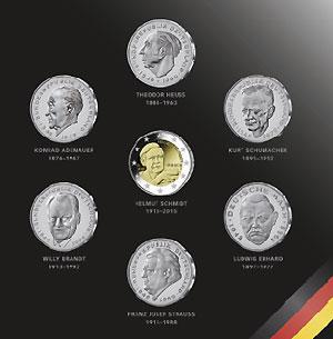 Deutsches Münzen Magazin Helmut Schmidt Zum Hundertsten